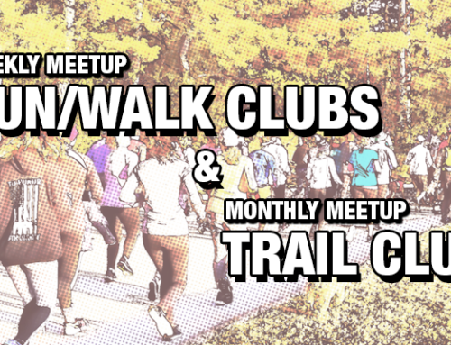 NEW Run Club Check-in Platform