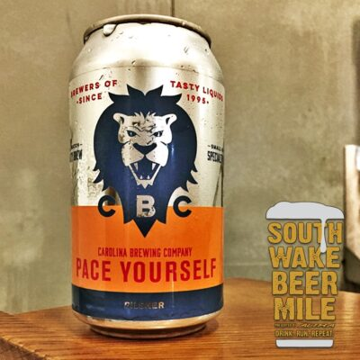 Pace Yourself Pilsner