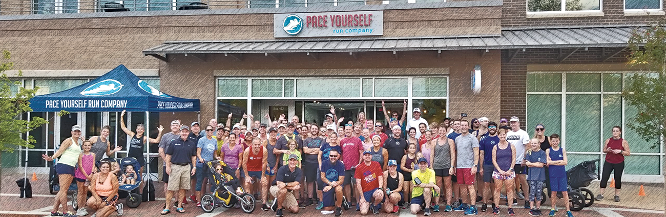 pace yourself run club